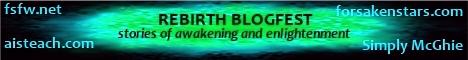 REBIRTH Banner BLUE