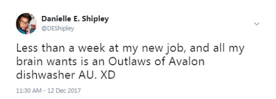 Yosemite - Outlaws AU